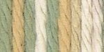 Bernat Handicrafter Cotton Yarn Ombres & Prints 340 Grams - Country Sage Ombre