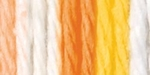 Bernat Handicrafter Cotton Yarn Ombres & Prints 340 Grams - Creamsicle