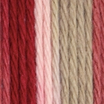 Bernat Handicrafter Cotton Yarn Ombres & Prints 340 Grams - Damask