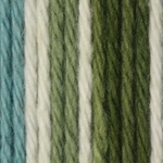 Bernat Handicrafter Cotton Yarn Ombres & Prints 340 Grams - Emerald Isle