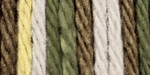 Bernat Handicrafter Cotton Yarn Ombres & Prints 340 Grams - Wooded Moss