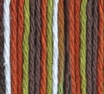 Bernat Handicrafter Cotton Yarn Ombres & Prints 340 Grams - Woodland Trail