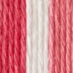 Bernat Handicrafter Cotton Yarn Ombres & Prints - Azalea
