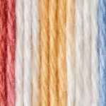 Bernat Handicrafter Cotton Yarn Ombres & Prints - Calico