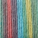 Bernat Handicrafter Cotton Yarn Ombres & Prints - Candy Sprinkles