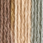 Bernat Handicrafter Cotton Yarn Ombres & Prints - Earth Ombre