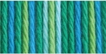 Bernat Handicrafter Cotton Yarn Ombres & Prints - Emerald Energy