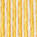Bernat Handicrafter Cotton Yarn Ombres & Prints - Lemon Swirl