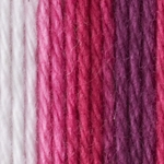 Bernat Handicrafter Cotton Yarn Ombres & Prints - Love Ombre