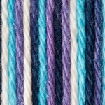 Bernat Handicrafter Cotton Yarn Ombres & Prints - Moondance Ombre