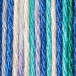 Bernat Handicrafter Cotton Yarn Ombres & Prints - Neptune
