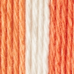 Bernat Handicrafter Cotton Yarn Ombres & Prints - Poppy