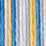 Bernat Handicrafter Cotton Yarn Ombres & Prints - Sunkissed
