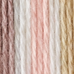 Bernat Handicrafter Cotton Yarn Ombres & Prints - Tumbleweed
