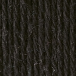 Bernat Handicrafter Cotton Yarn Solids - Black Licorice