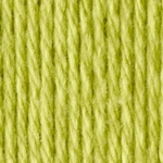 Bernat Handicrafter Cotton Yarn Solids - Hot Green