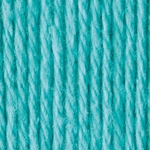 Bernat Handicrafter Cotton Yarn Solids - Mod Blue