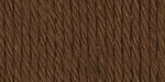 Bernat Handicrafter Cotton Yarn Solids - Warm Brown