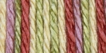 Bernat Satin Yarn Prints - Faded Glory Ombre