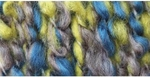 Bernat Soft Boucle Yarn 10sts - Lemon Pepper Blue