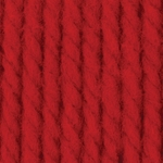 Bernat Softee Chunky 11 sts - Berry Red