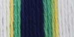 Bernat Sugar'n Cream Cotton Ombre Yarn - Aquarius