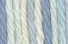 Bernat Sugar'n Cream Cotton Ombre Yarn - Shades Of Denim