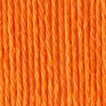 Bernat Sugar'n Cream Cotton Yarn - Hot Orange