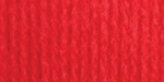 Bernat Super Value Solid Yarn - True Red