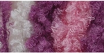 Bernat Tiny Tickles Yarn - Hot Pink