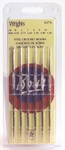 Boye Steel Crochet Hook Set-Size 0, 1, 7, 8, 9 & 10