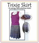 c2knits Trixi Skirt Pattern