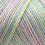 Caron Jumbo Prints Variegated Yarn - Baby Rainbow