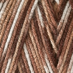 Caron Jumbo Prints Variegated Yarn - Chocolate