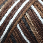 Caron Simply Soft Camo Yarn 4 oz - Woodland Camo