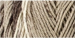 Caron Simply Soft Ombre Yarn 4 oz - Cafe Latte Brown