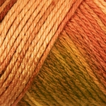 Caron Simply Soft Ombre Yarn 4 oz - Gold
