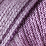 Caron Simply Soft Ombre Yarn 4 oz - Grape Purple