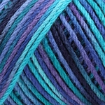 Caron Simply Soft Paints Yarn 4 oz - Oceana