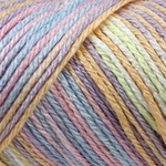 Caron Simply Soft Yarn Ombre 4 oz - Baby Brights
