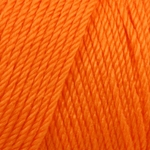Caron Simply Soft Yarn 6 oz - Neon Orange
