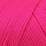 Caron Simply Soft Yarn 6 oz - Neon Pink