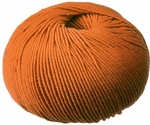 Cleckheaton 100% SuperFine Merino 8ply Yarn - Burnt Orange