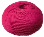 Cleckheaton 100% SuperFine Merino 8ply Yarn - Raspberry