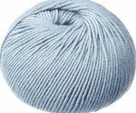 Cleckheaton 100% SuperFine Merino 8ply Yarn - Soft Blue