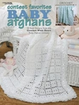 Contest Favorites Baby Afghans Book