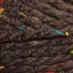 Deborah Norville Serenity Chunky Tweed Yarn - Coffee Bean