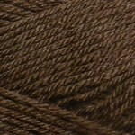 Deborah Norville Serenity Sock Yarn - Deep Brown