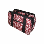 JanetBasket Eco Bag - Red Floral