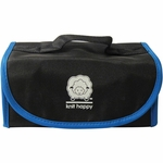 Knit Happy Fold N Go Notions Box - Black and Blue